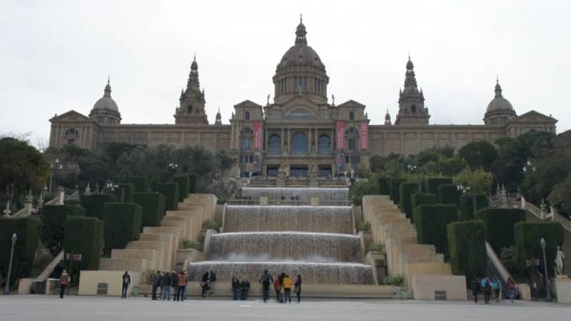 barcelona španělsko