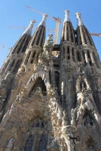 Barcelona Španělsko 2