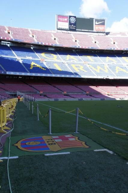 Barcelona Španělsko 3