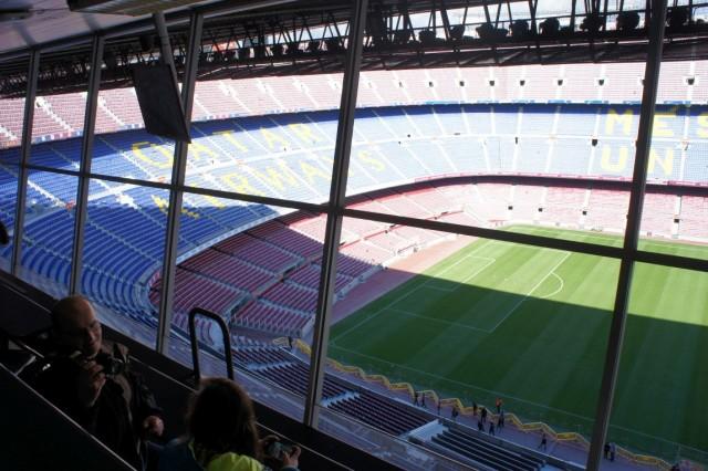 Barcelona Španělsko 4