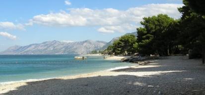 Baška Voda Chorvatsko