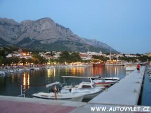 Baška Voda Chorvatsko 3