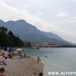 Baška Voda Chorvatsko 5