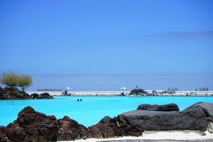 bazén moře