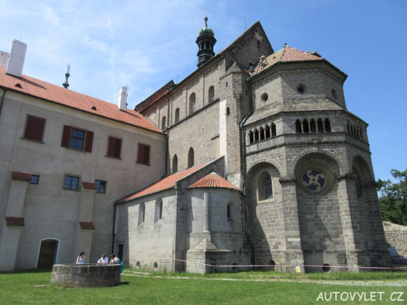 Bazilika sv. Prokopa Třebíč 2