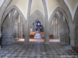 Bazilika sv. Prokopa Třebíč 3