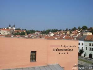 Bazilika a zámek Třebíč