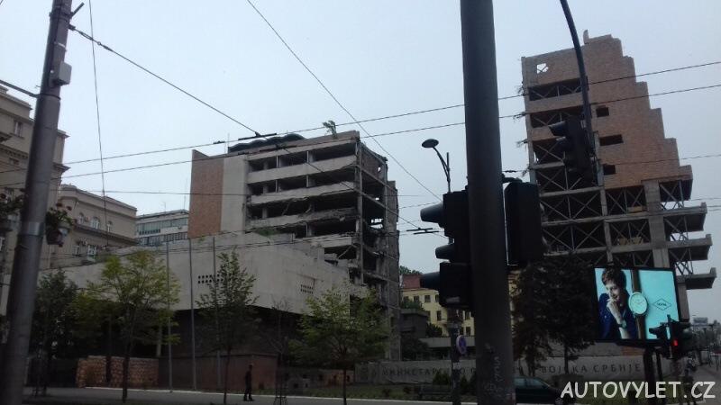 Bělehrad - centrum města