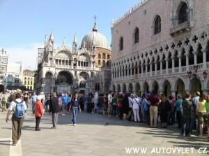 Benátky Itálie 1
