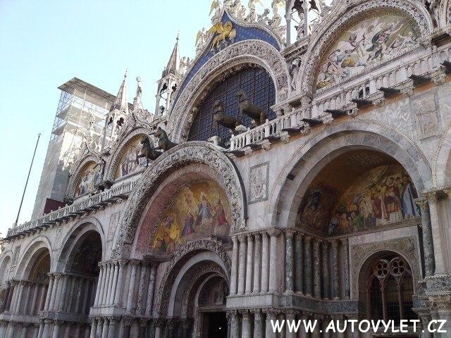 Benátky Itálie 2