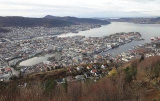 Bergen Norsko