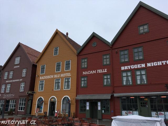 Bergen Norsko 2