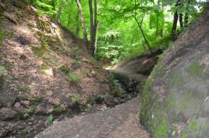 bertino údolí ústí nad labem