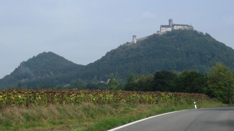 bezděz hrad