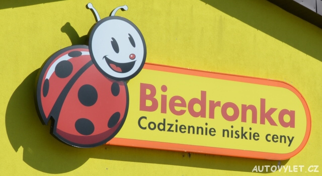 biedronka potraviny miedzyzdroje polsko