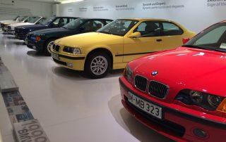 BMW muzeum Mnichov