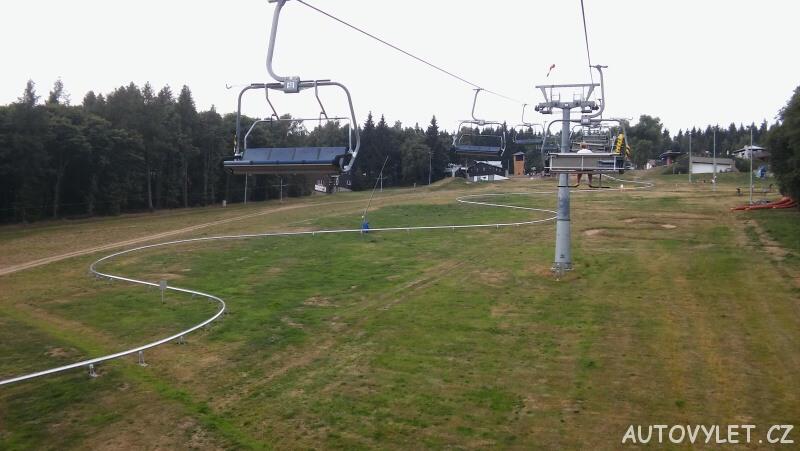 Bobová dráha Klíny - Krušné hory 2