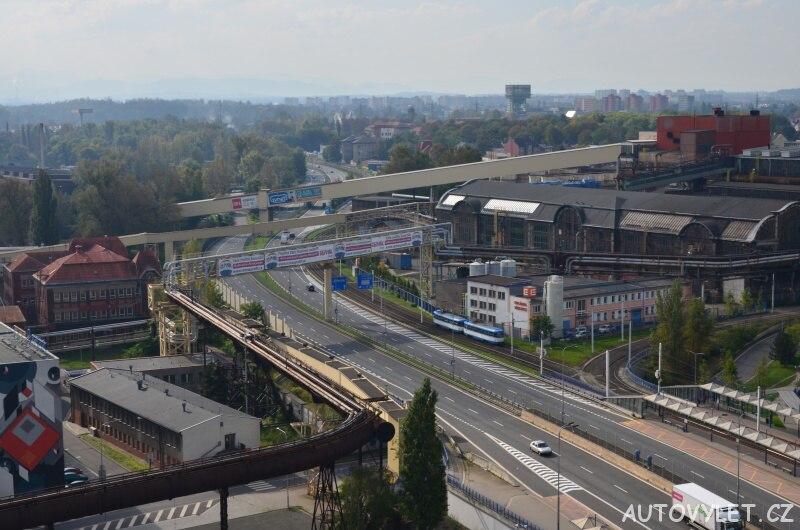 Bolt Tower Ostrava Dolní Vítkovice 2