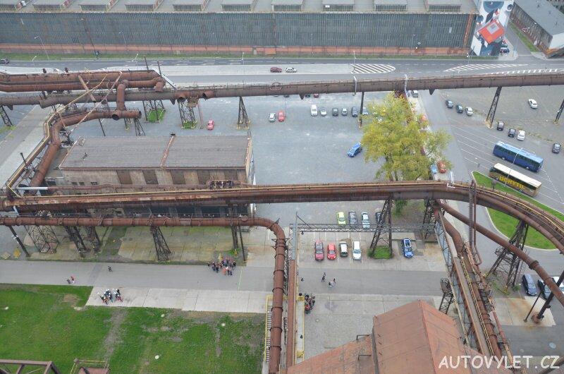 Bolt Tower Ostrava Dolní Vítkovice 5