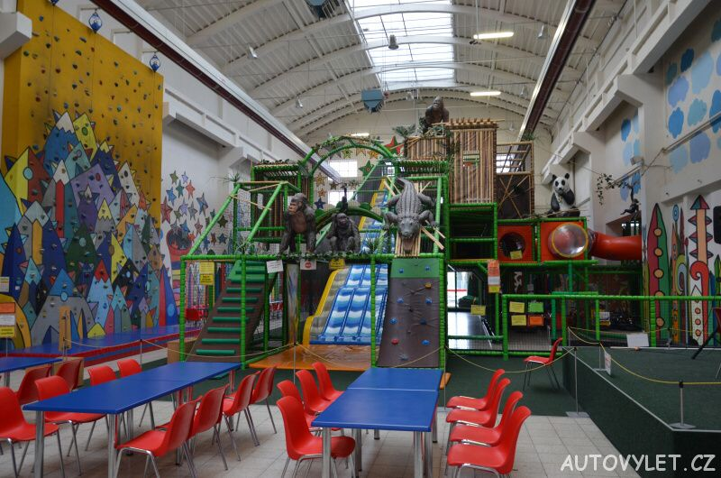 Bongo Brno - zábavní park a rodinné centrum 2