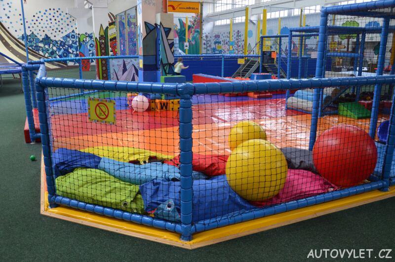 Bongo Brno - zábavní park a rodinné centrum - část pro nejmenší děti