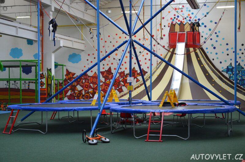 Bongo Brno - zábavní park a rodinné centrum - trampolíny