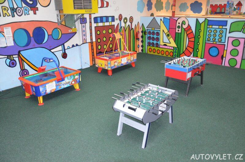 Bongo Brno - zábavní park a rodinné centrum - hrací zóna