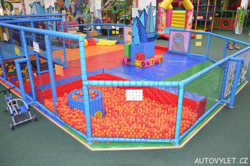 Bongo Brno - zábavní park a rodinné centrum - část pro nejmenší děti 2