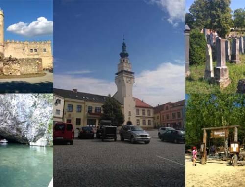 Dovolená v Boskovicích na Jižní Moravě