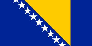 bosna hercegovina vlajka