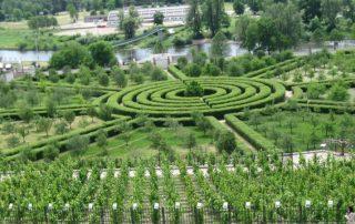 botanická zahrada praha troja