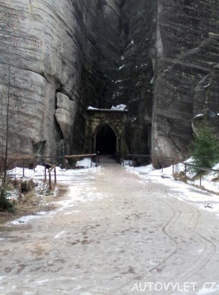 Skalní brána Adršpach