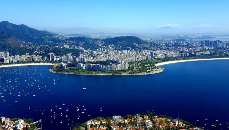Brazílie Rio de Janerio