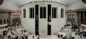 britské muzeum v londýně