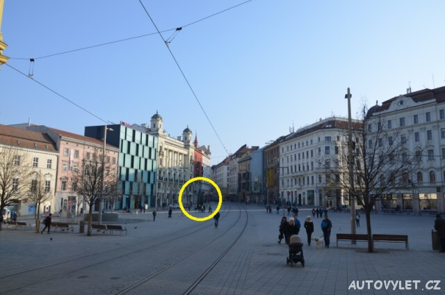 Brno - Náměstí svobody