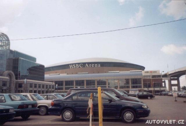 Buffalo Sabres arena