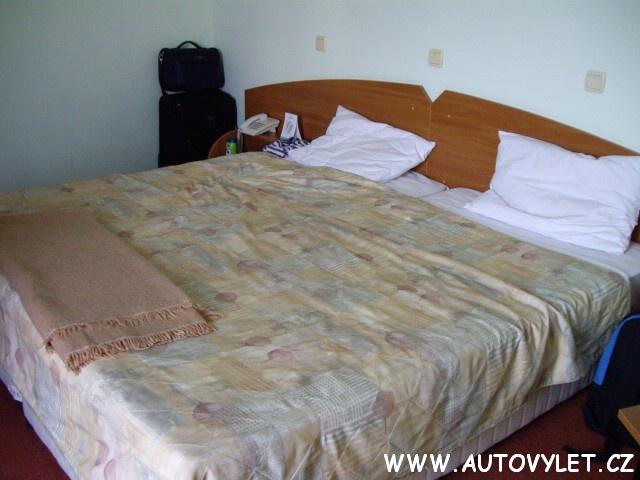Bulharsko Zlaté písky hotel Edelweiss 4
