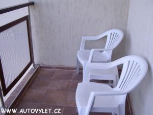 Bulharsko Zlaté písky hotel Edelweiss 6