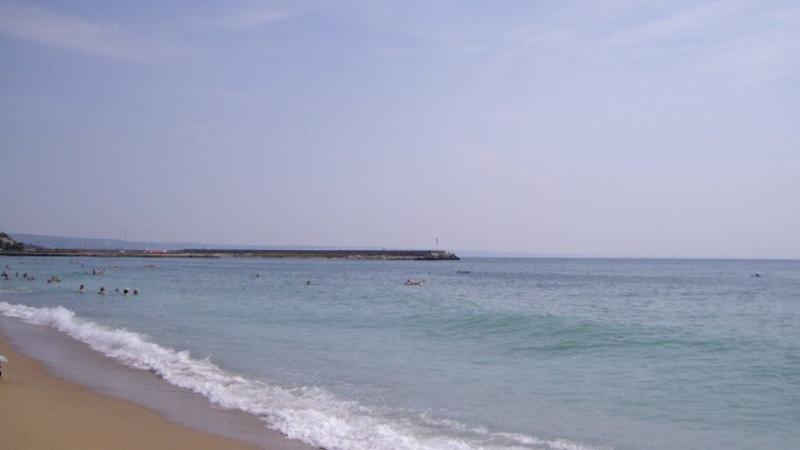 bulharsko zlaté písky pláž