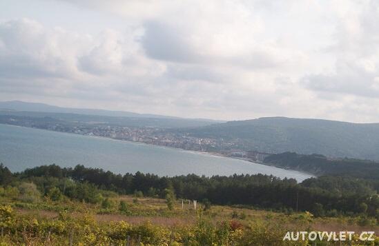 byala turistické městečko bulharsko