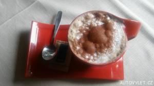 cappuccino kapučíno
