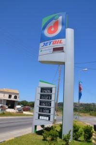 Ceny benzínu Řecko Korfu 2016
