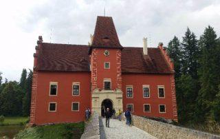 Červená lhota státní zámek