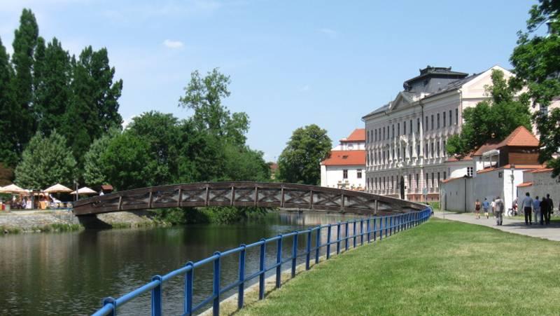 České Budějovice - procházka