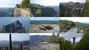 Česko Saské Švýcarsko tipy kam na výlety