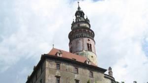 Český Krumlov - zámek