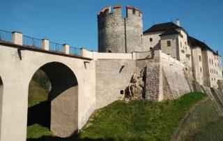 Český Šternberk hrad