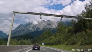 cesta autem do itálie