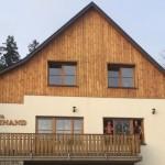 Chata Ferdinand nabízí ubytování i výhled na Jeseníky