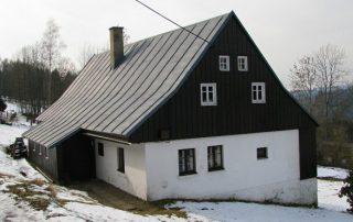 chata na vyhlídce ubytování jizerské hory